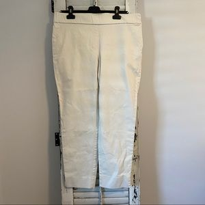 New Price!! Eileen Fisher off white ankle length